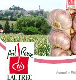 Fête de l'Ail Rose de Lautrec