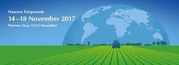 AGRITECHNICA ALEMANIA 12-18 Noviembre 2017