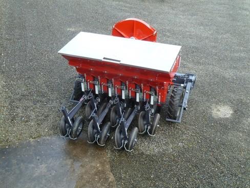 Narrow PLPS planting spacing's