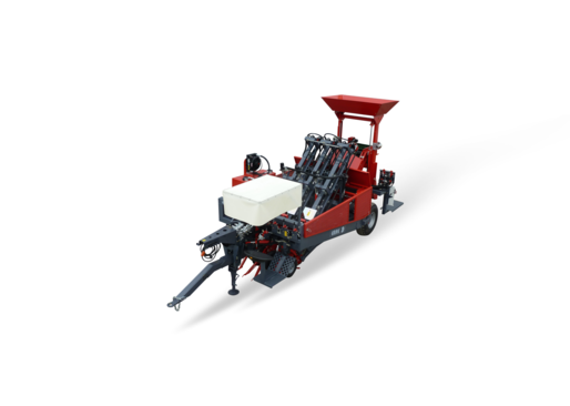 Multi row harvester topper RES